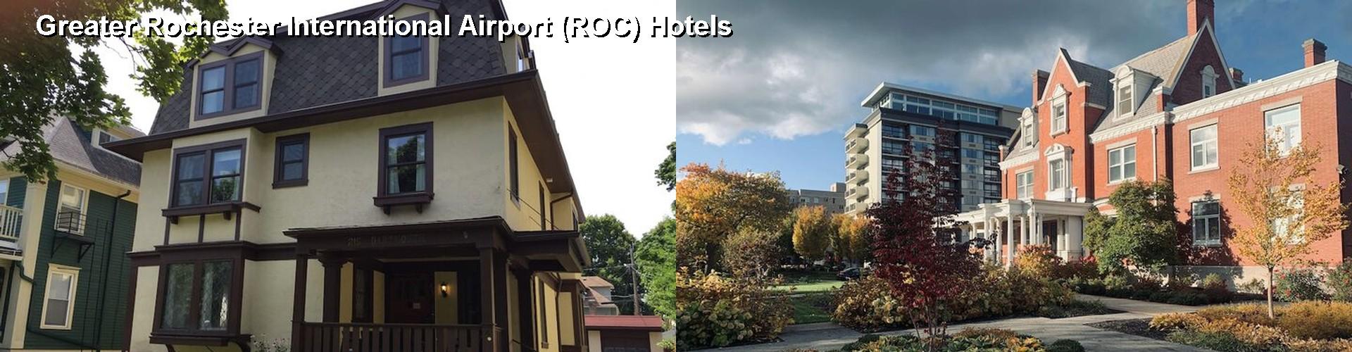 5 Best Hotels Near Greater Rochester International Airport Roc