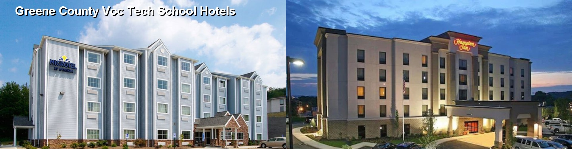 5 Best Hotels near Greene County Voc Tech School