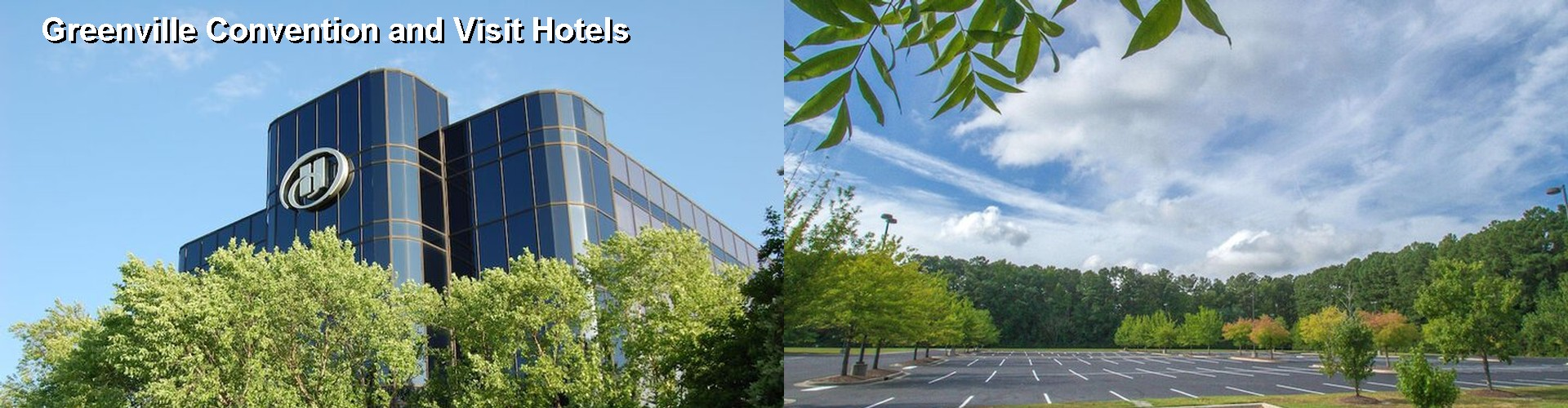 5 Best Hotels near Greenville Convention and Visit