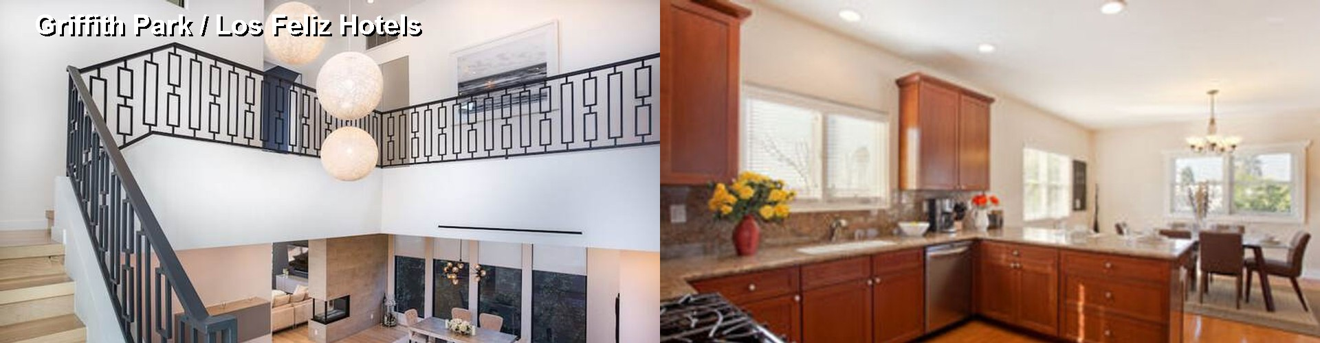 5 Best Hotels near Griffith Park / Los Feliz