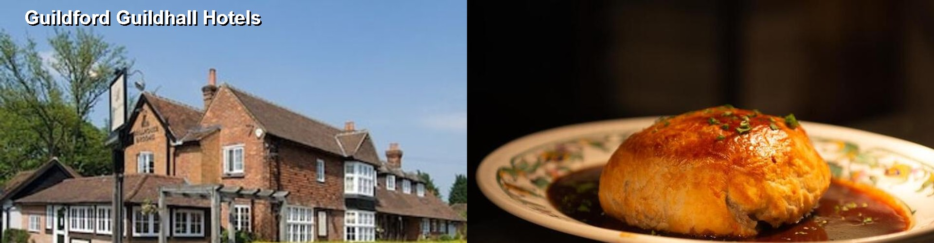 4 Best Hotels near Guildford Guildhall