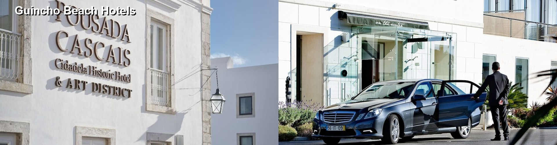 5 Best Hotels near Guincho Beach