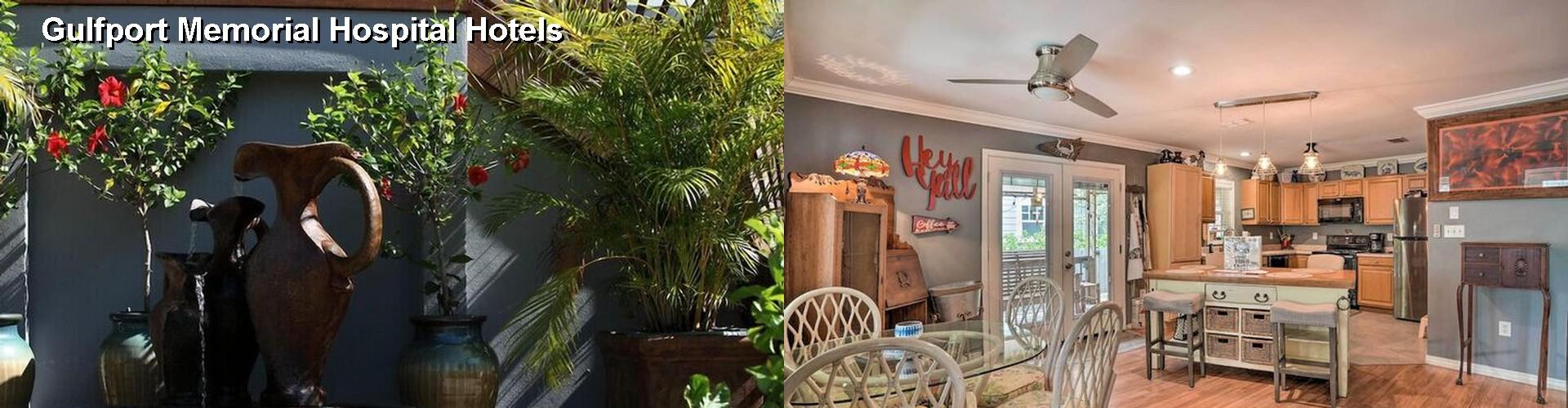 5 Best Hotels Near Gulfport Memorial Hospital