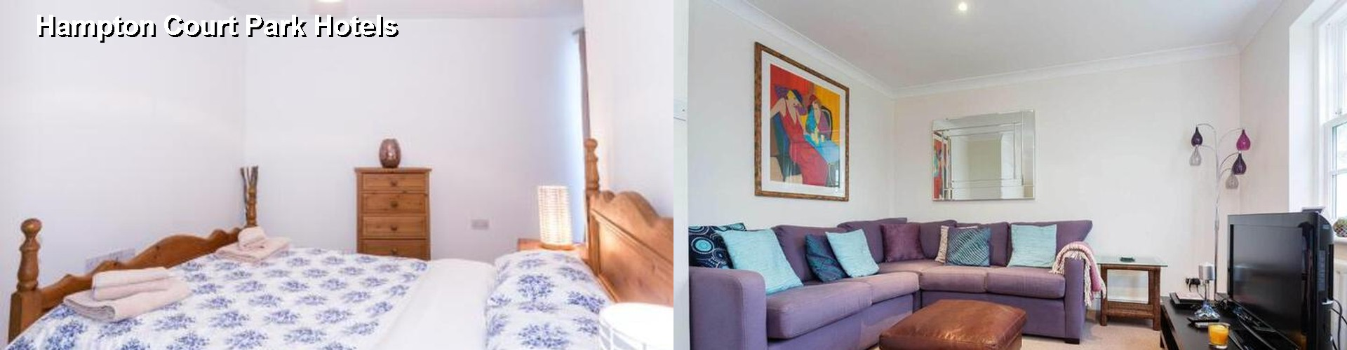 5 Best Hotels near Hampton Court Park