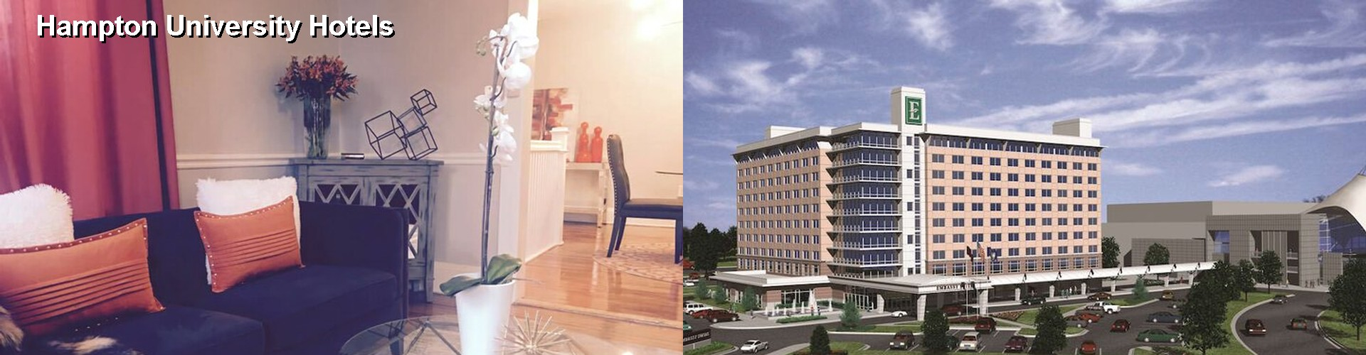 4 Best Hotels near Hampton University
