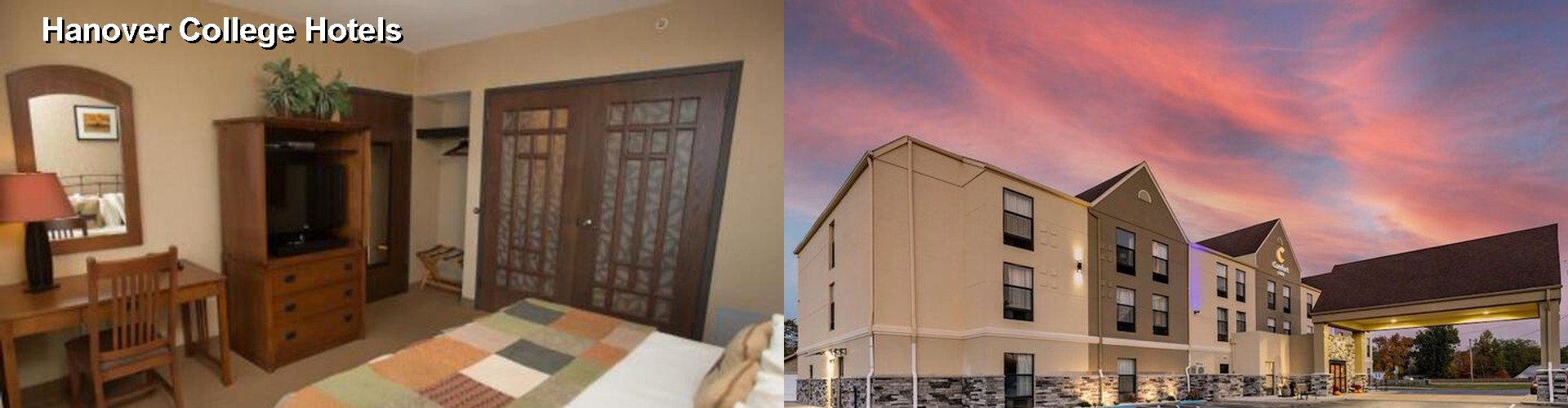 46 Hotels Near Hanover College In