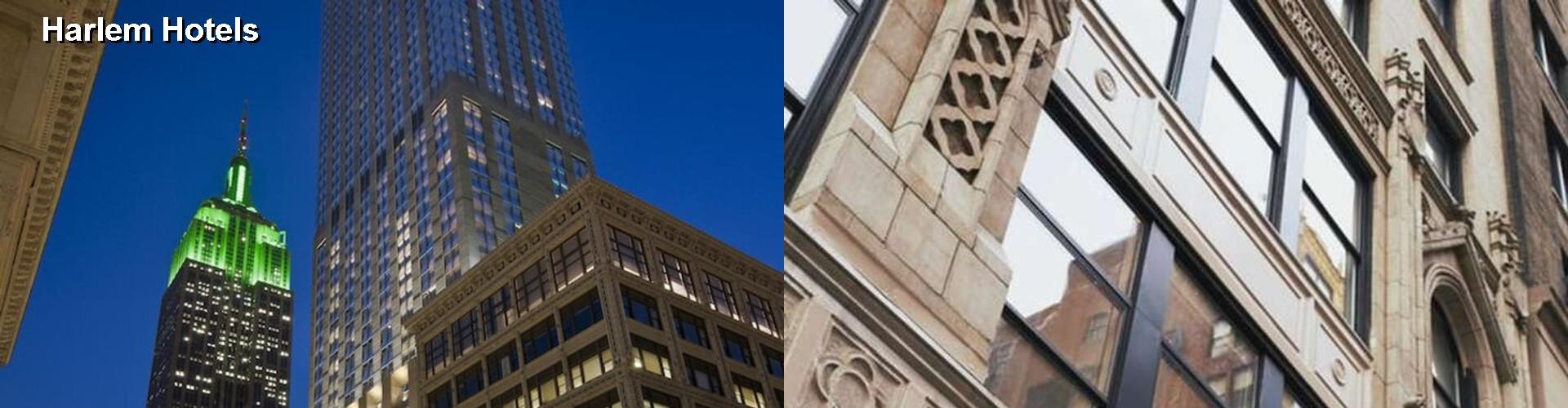 5 Best Hotels Near Harlem