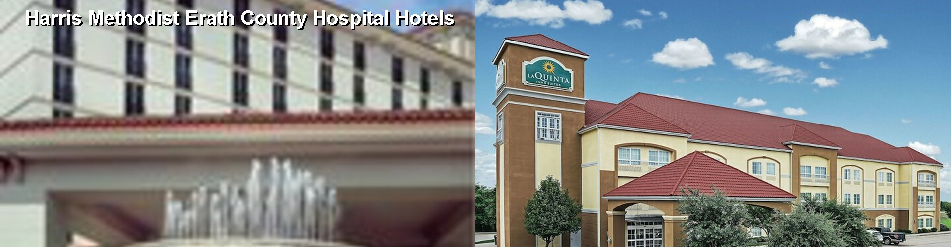 5 Best Hotels near Harris Methodist Erath County Hospital