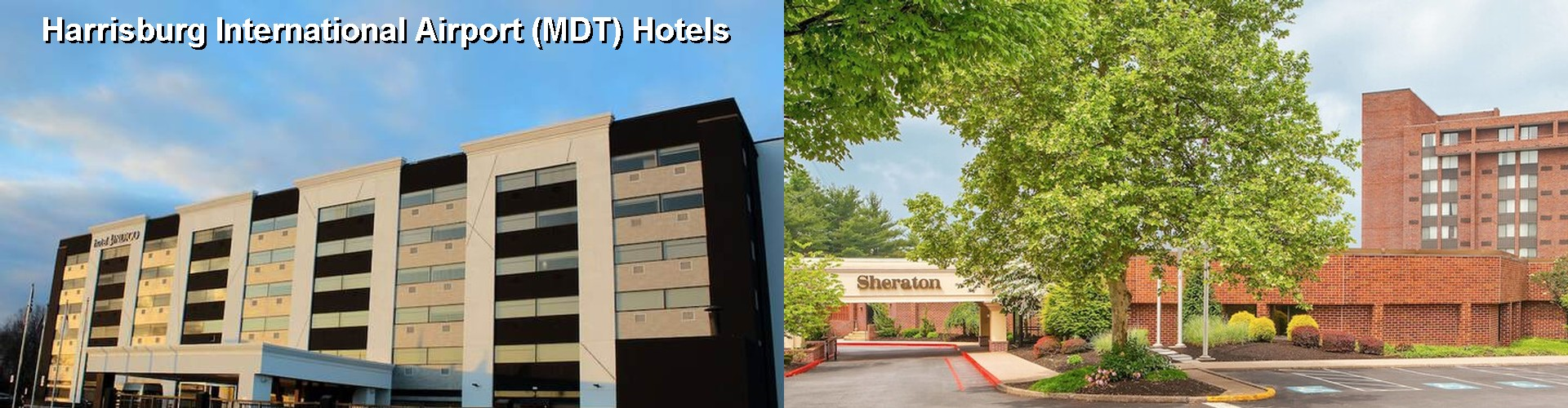 5 Best Hotels near Harrisburg International Airport (MDT)