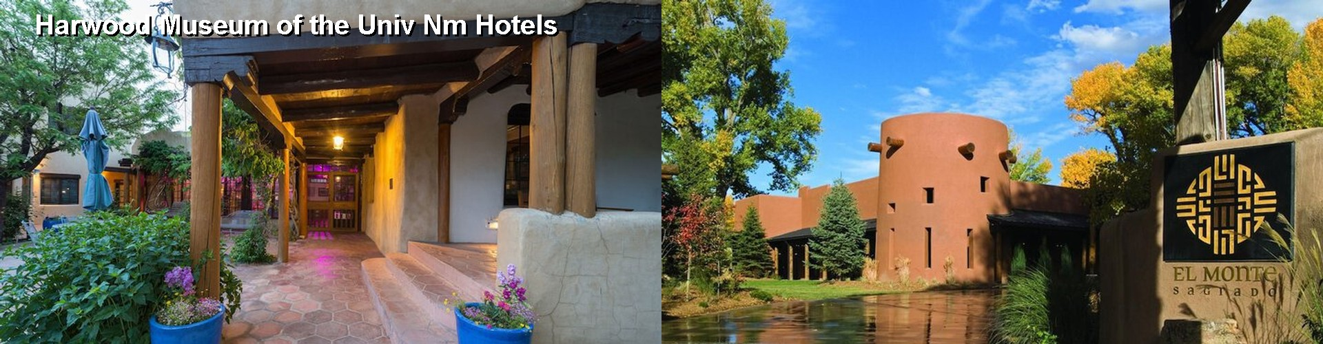 5 Best Hotels near Harwood Museum of the Univ Nm