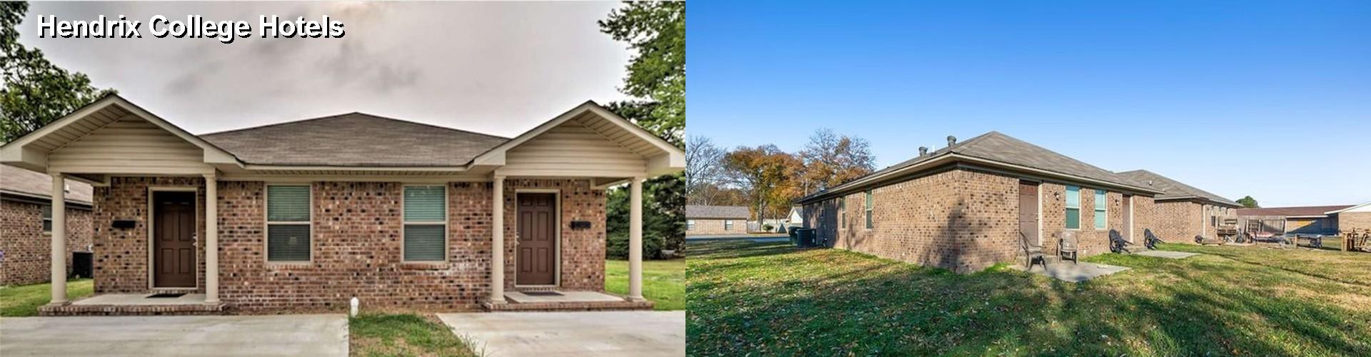 5 Best Hotels Near Hendrix College