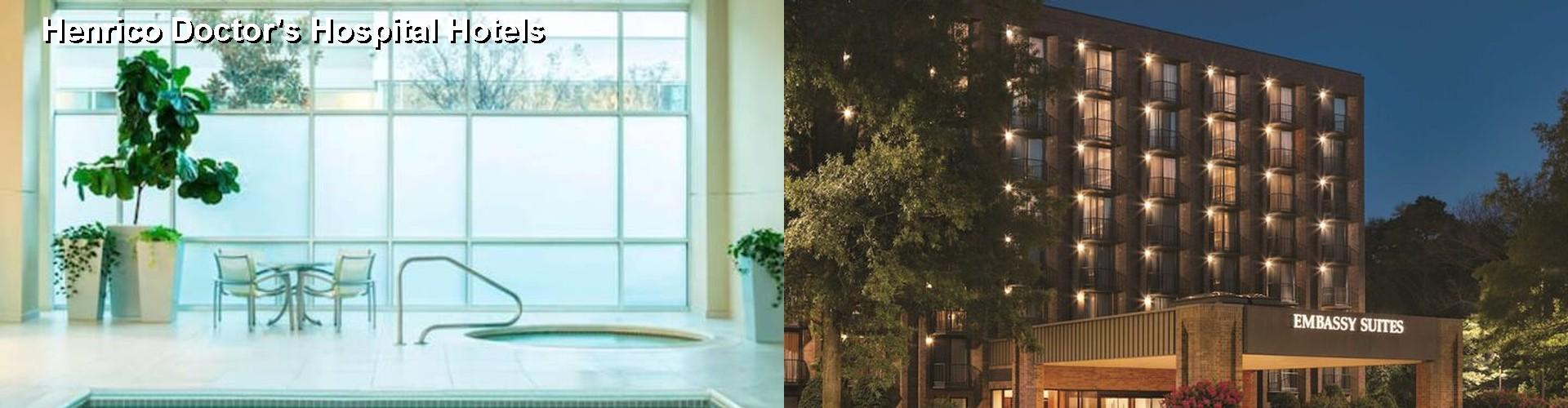 44 Hotels Near Henrico Doctor S Hospital In Richmond Va