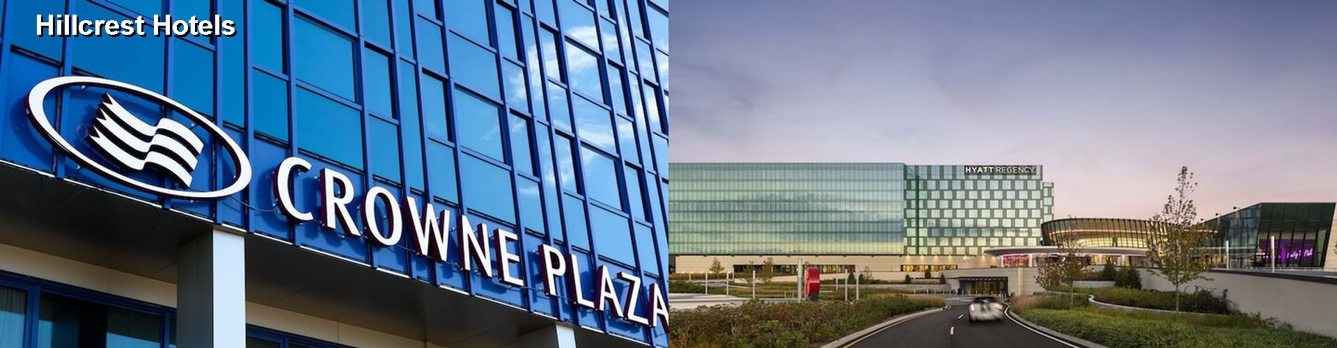 2 Best Hotels near Hillcrest