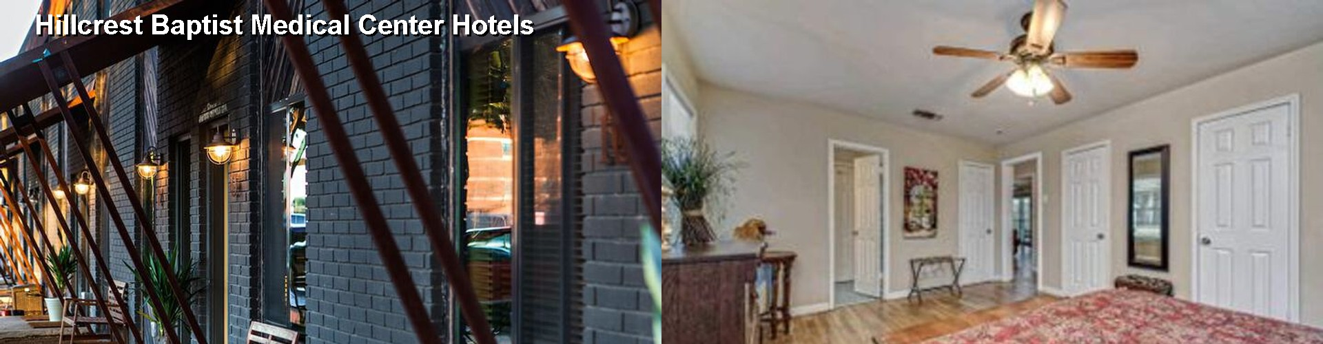 5 Best Hotels Near Hillcrest Baptist Medical Center