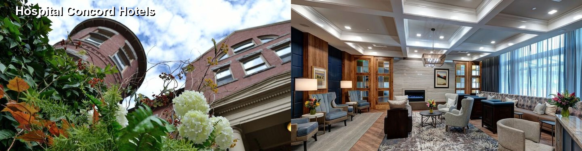 5 Best Hotels near Hospital Concord