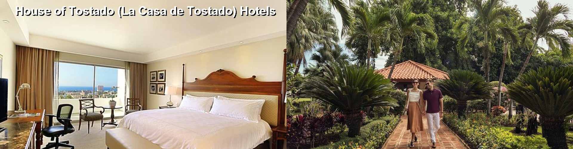5 Best Hotels near House of Tostado (La Casa de Tostado)