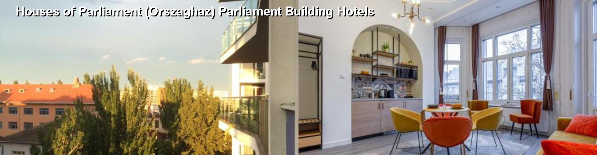 5 Best Hotels near Houses of Parliament (Orszaghaz) Parliament Building