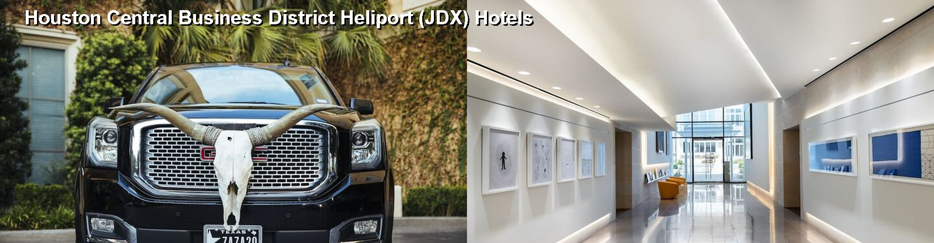 5 Best Hotels near Houston Central Business District Heliport (JDX)