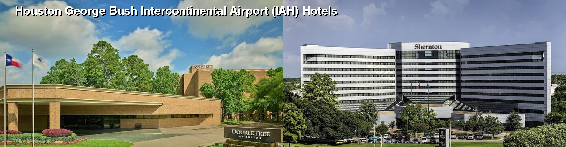 5 Best Hotels near Houston George Bush Intercontinental Airport (IAH)