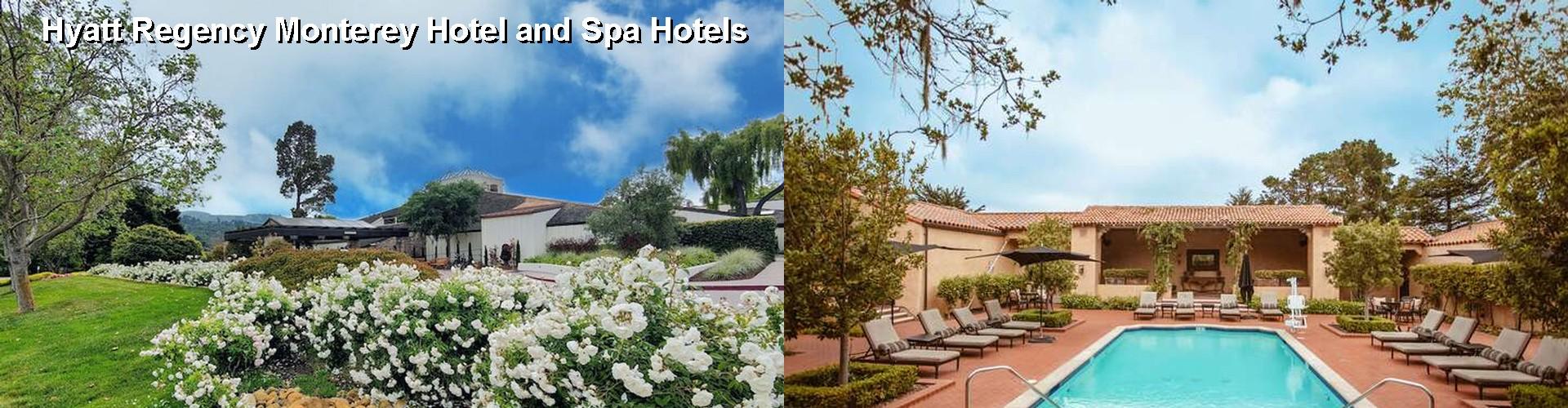 60 Hotels Near Hyatt Regency Monterey Hotel And Spa Ca