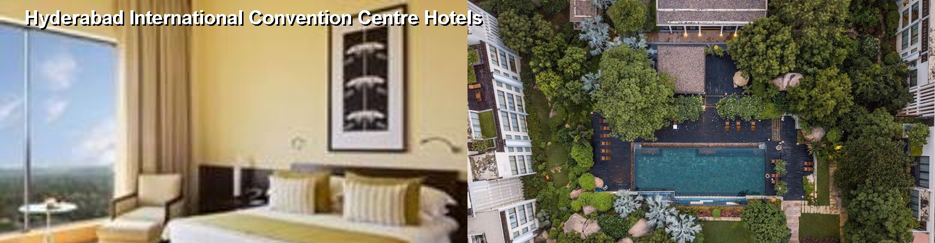 5 Best Hotels near Hyderabad International Convention Centre