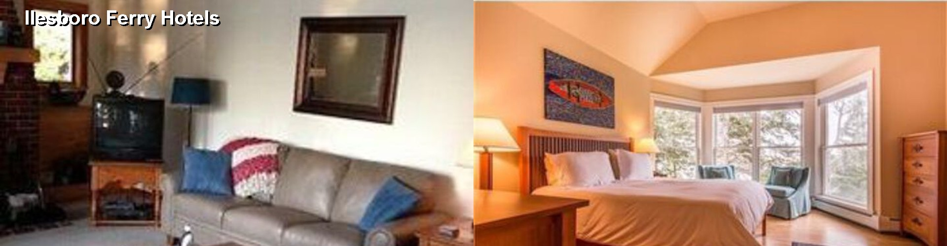 5 Best Hotels near Ilesboro Ferry