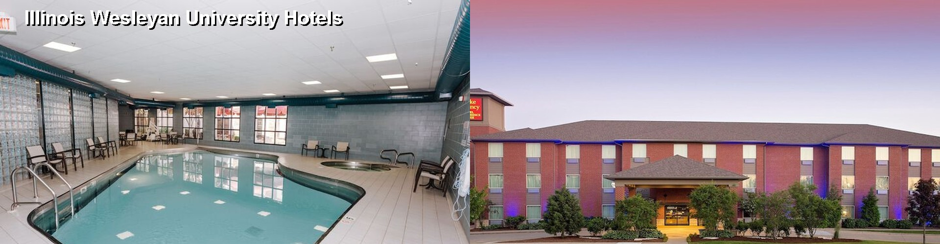 $39+ Hotels Near Illinois Wesleyan University in Bloomington IL