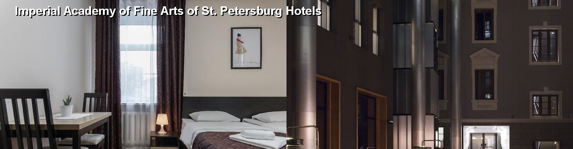 5 Best Hotels near Imperial Academy of Fine Arts of St. Petersburg