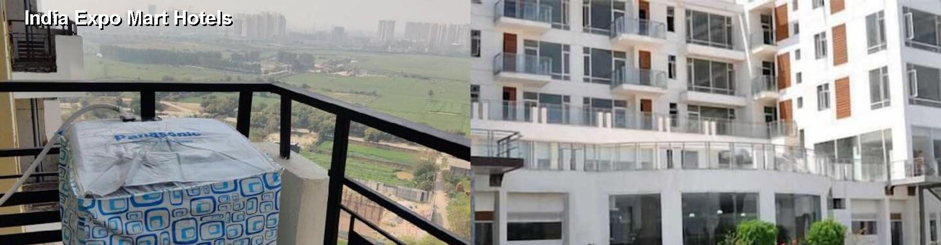 5 Best Hotels Near India Expo Mart