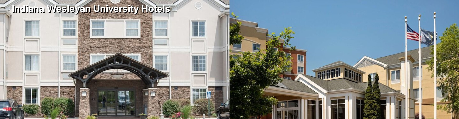 5 Best Hotels Near Indiana Wesleyan University