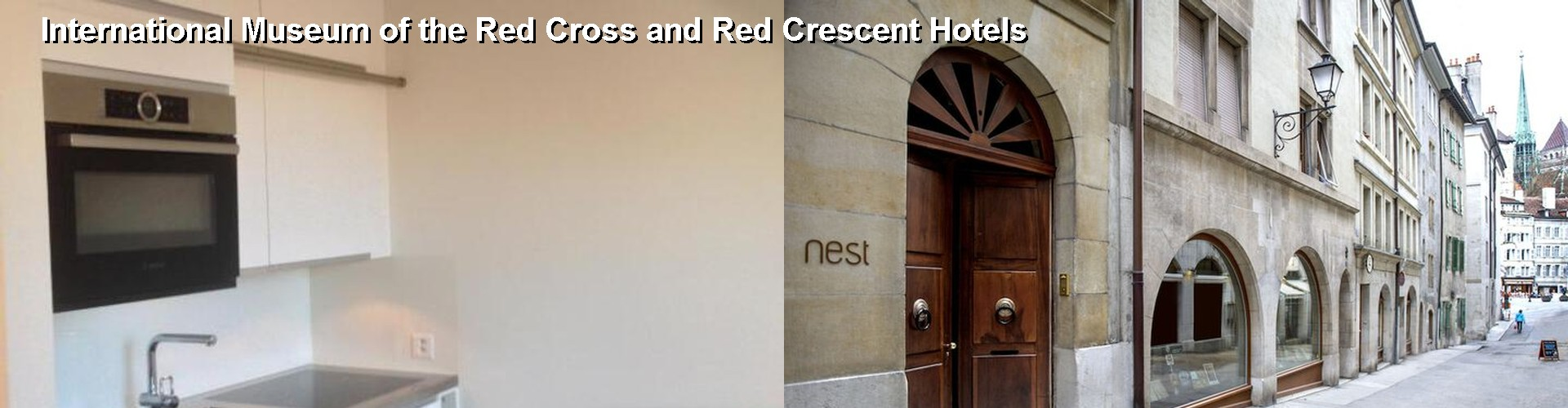 5 Best Hotels near International Museum of the Red Cross and Red Crescent