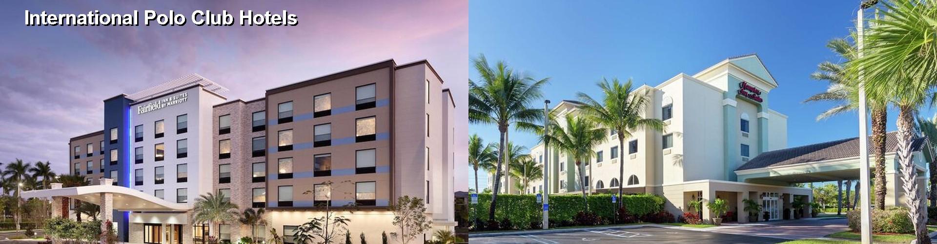 5 Best Hotels Near International Polo Club