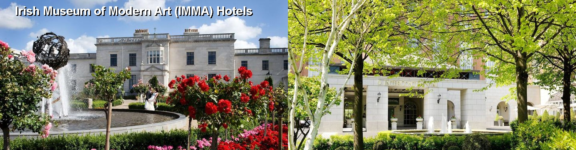 5 Best Hotels near Irish Museum of Modern Art (IMMA)