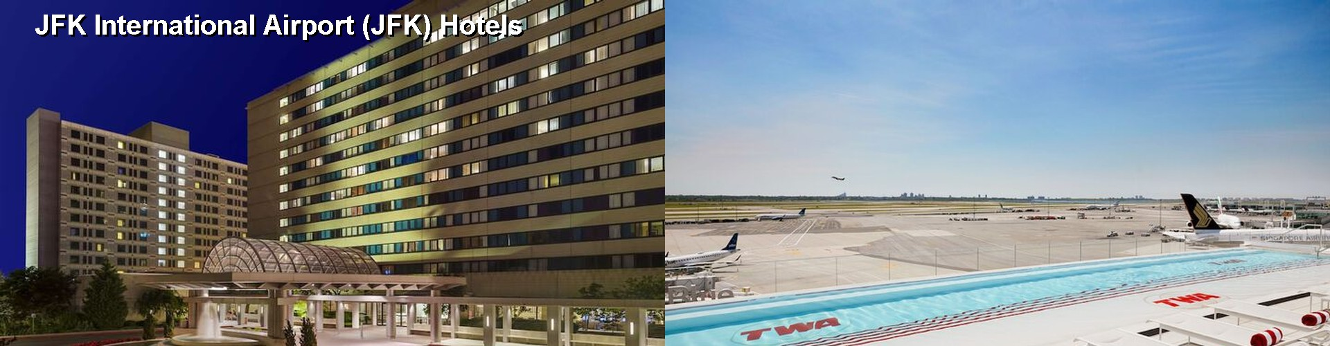 5 Best Hotels near JFK International Airport (JFK)