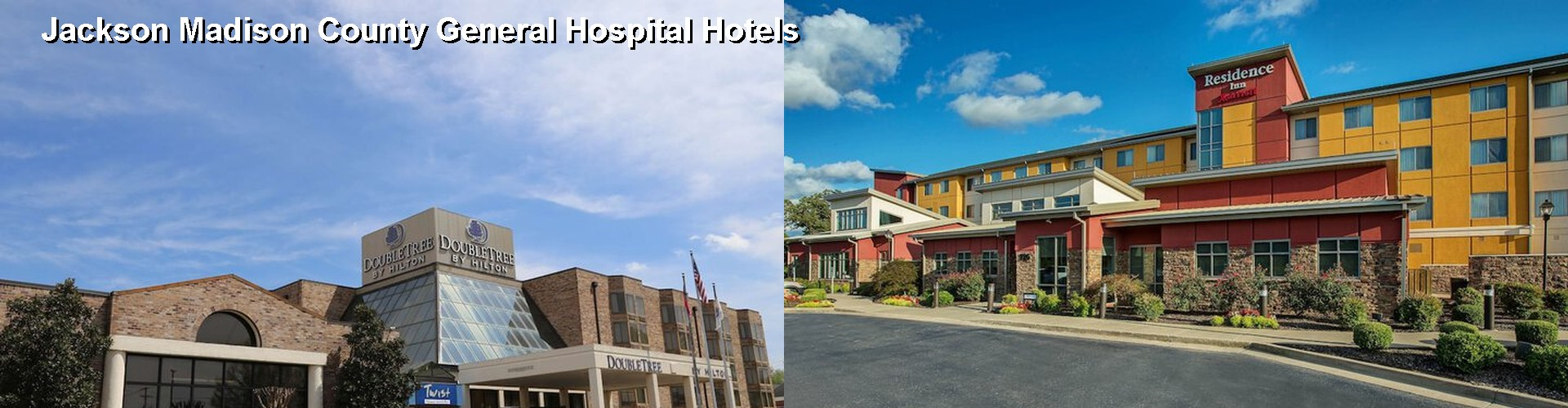 5 Best Hotels near Jackson Madison County General Hospital