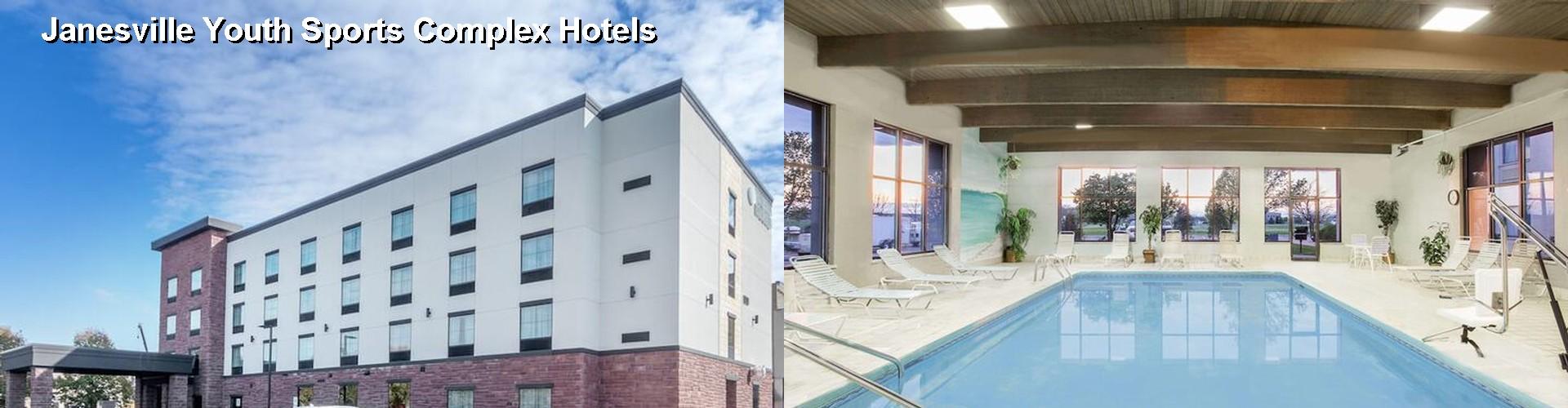 Hotels Near Janesville Wi
