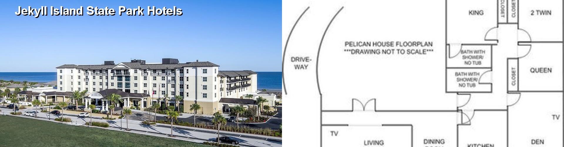 5 Best Hotels Near Jekyll Island State Park