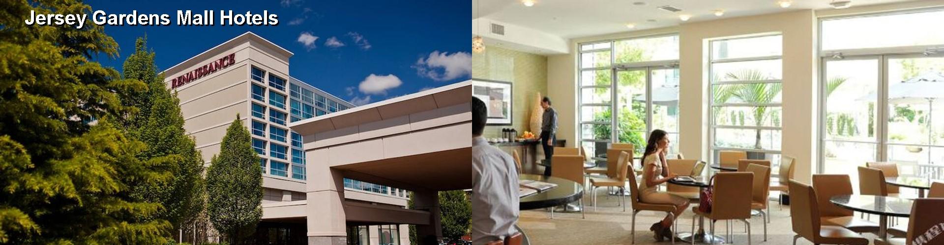 Hotels Near Jersey Gardens Mall Elizabeth Nj
