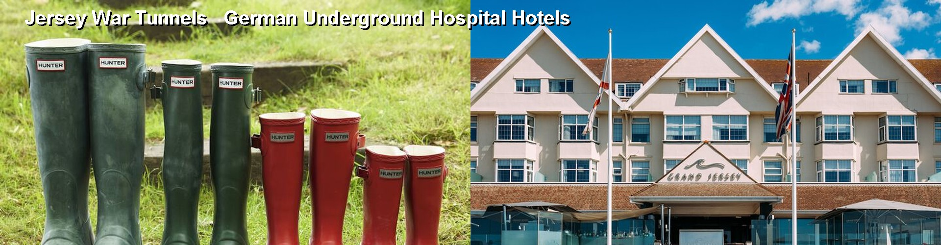 5 Best Hotels near Jersey War Tunnels German Underground Hospital