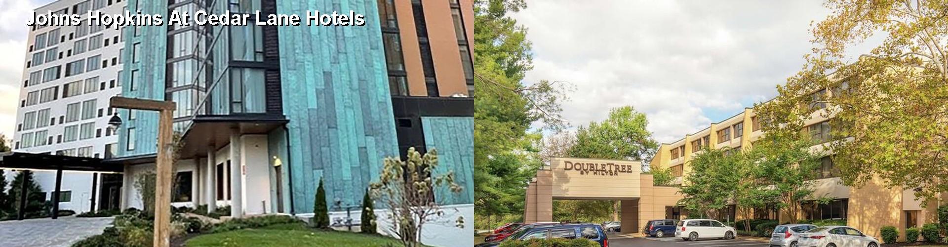 5 Best Hotels Near Johns Hopkins At Cedar Lane