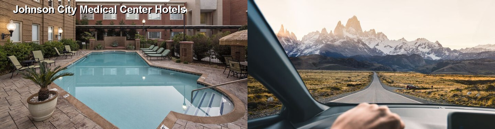 5 Best Hotels near Johnson City Medical Center