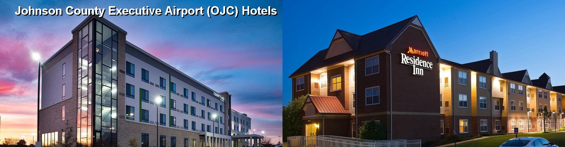 5 Best Hotels near Johnson County Executive Airport (OJC)