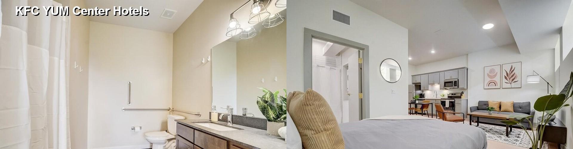 5 Best Hotels Near Kfc Yum Center