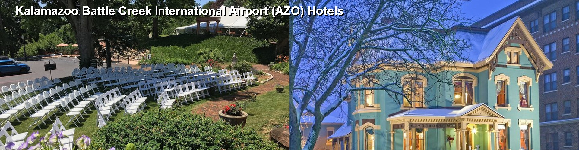 5 Best Hotels near Kalamazoo Battle Creek International Airport (AZO)