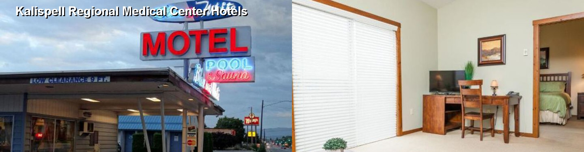 5 Best Hotels near Kalispell Regional Medical Center