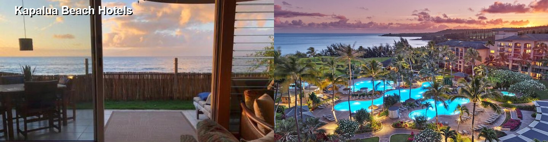 5 Best Hotels near Kapalua Beach