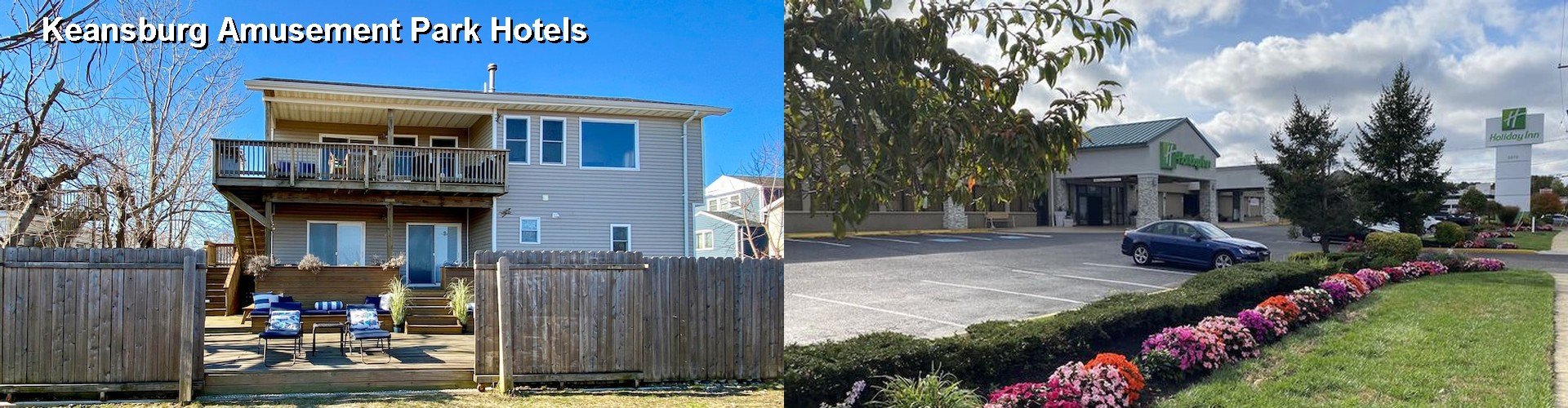 5 Best Hotels near Keansburg Amusement Park