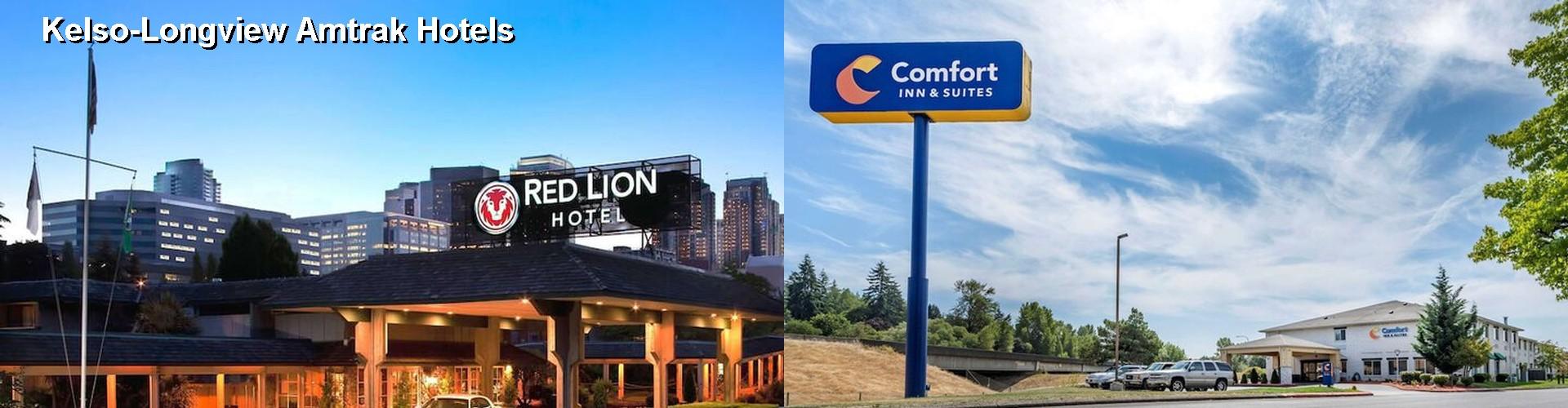 5 Best Hotels Near Kelso Longview Amtrak