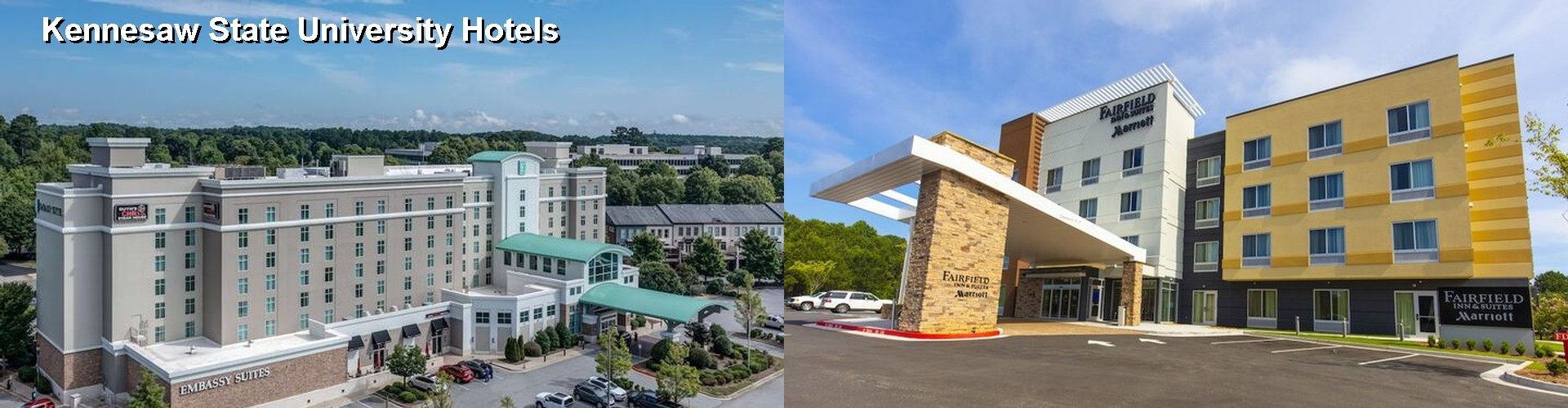 Hotels Near Kennesaw State University