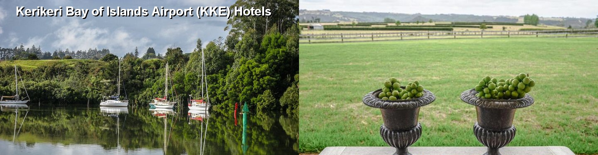 5 Best Hotels near Kerikeri Bay of Islands Airport (KKE)
